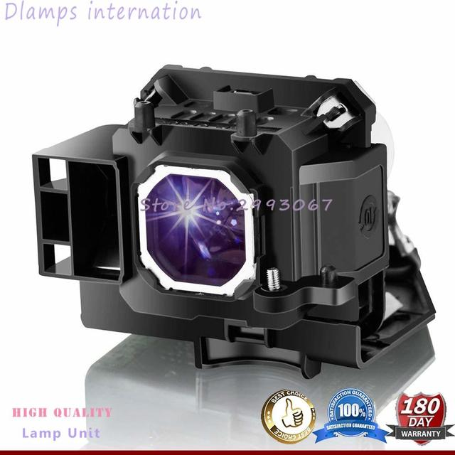 Лампа проектора NP15LP/модуль лампы для NEC M260X M260W M300X M300XG M311X M260XS M230X M271W M271X M311X с гарантией на 180 дней