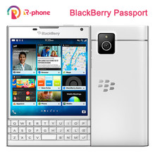 BlackBerry Passport Q30 Renoviert Handy OS 10,3 Quad core 3GB RAM 32GB ROM 13MP Kamera handy Original