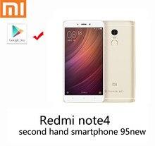 Xiaomi Redmi note4 handy zweite hand smartphone 95new mit neue batterie