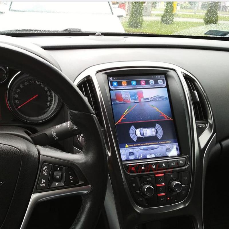 KiriNavi Vertical Screen Tesla Style 10.4'' Android 9.0 For Opel ASTRA J Buick Car Radio Car Multimedia Dvd Navigatio 2009-2015