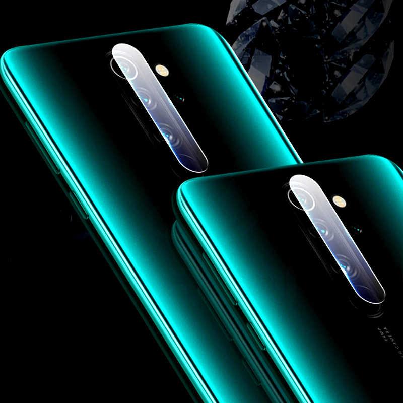 2 Buah Lensa Kaca untuk Xiao Mi Merah Mi Note 8 7 6 Pro Kamera Pelindung Layar Lensa Film untuk merah Mi Merah Mi 8 Note8 Note7 Note6 PRO Kaca