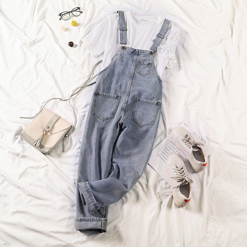 Cheap Wholesale 2019 New Spring Summer Autumn Hot Selling Women's Fashion Casual  Denim Pants BC124