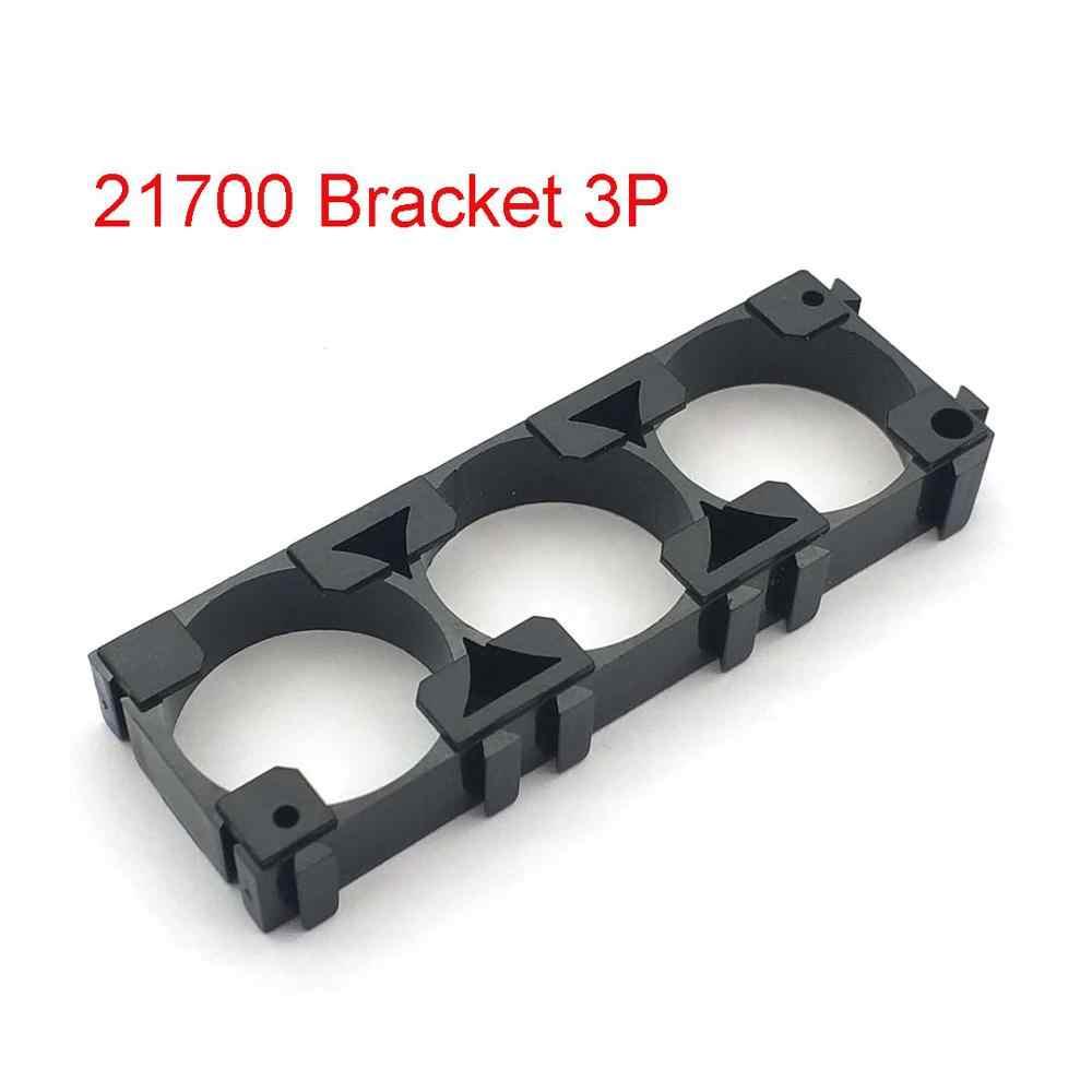5 pièces 21700 3x support de batterie support cellule sécurité Anti Vibration supports en plastique pour 21700 Batteries