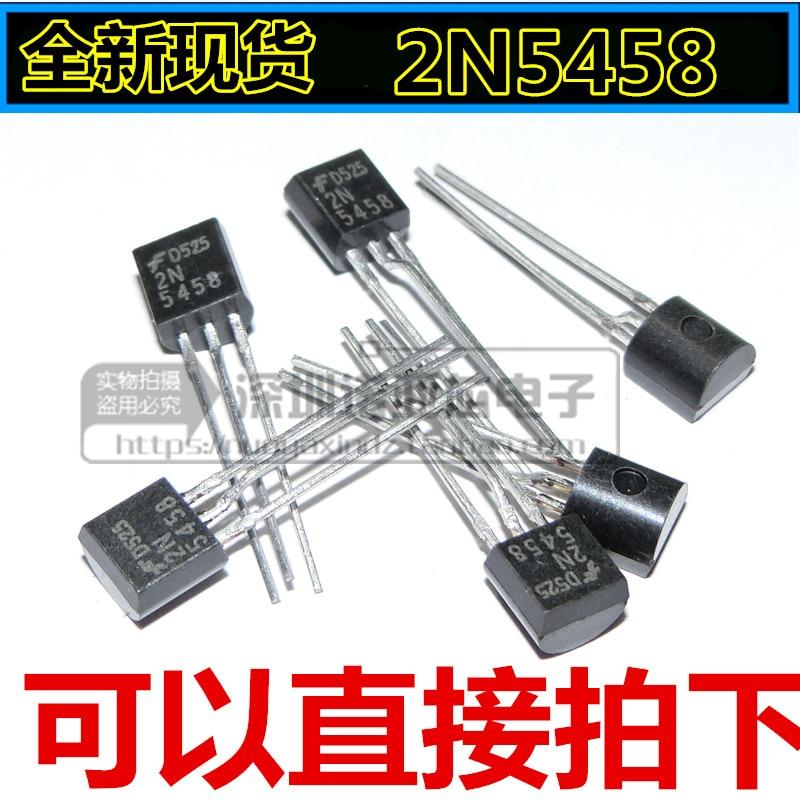10pcs/lot New 2N5458 TO-92 FSC