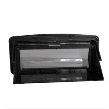 Морской катер палуба Защитная крышка водонепроницаемые, Влажность сопротивление карман Замена радио Анти-пыль CD-плеер рамки DVD