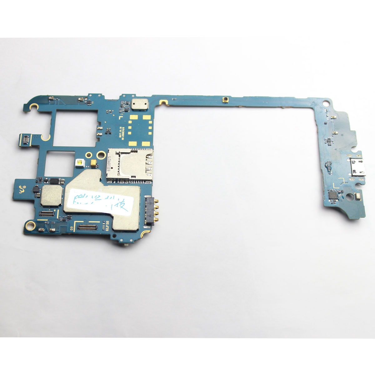 Main Motherboard Unlocked For SAMSUNG GALAXY J2 J250F|Mobile Phone Antenna| |  - title=