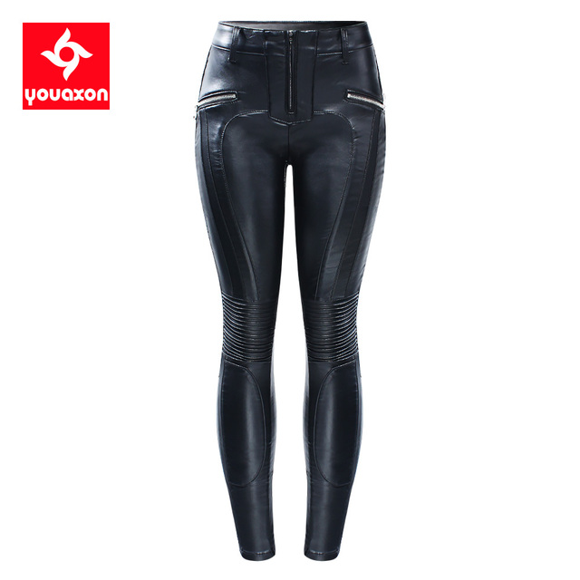 Hot Velvet Motorcycle Biker Jeans 1