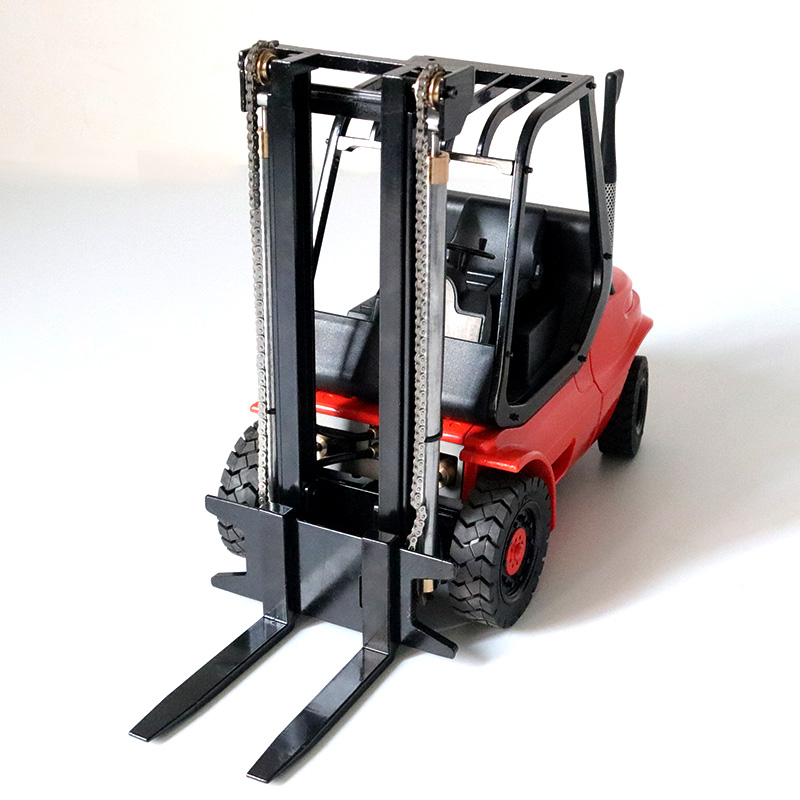 1/14 RC Hydraulic Forklift Set With Remote 10