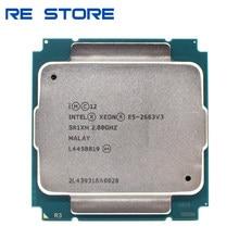 Intel Xeon E5 2683 V3 SR1XH 35M LGA2011-3 E5 2683V3 14-Núcleos de 2.0GHz processador cpu