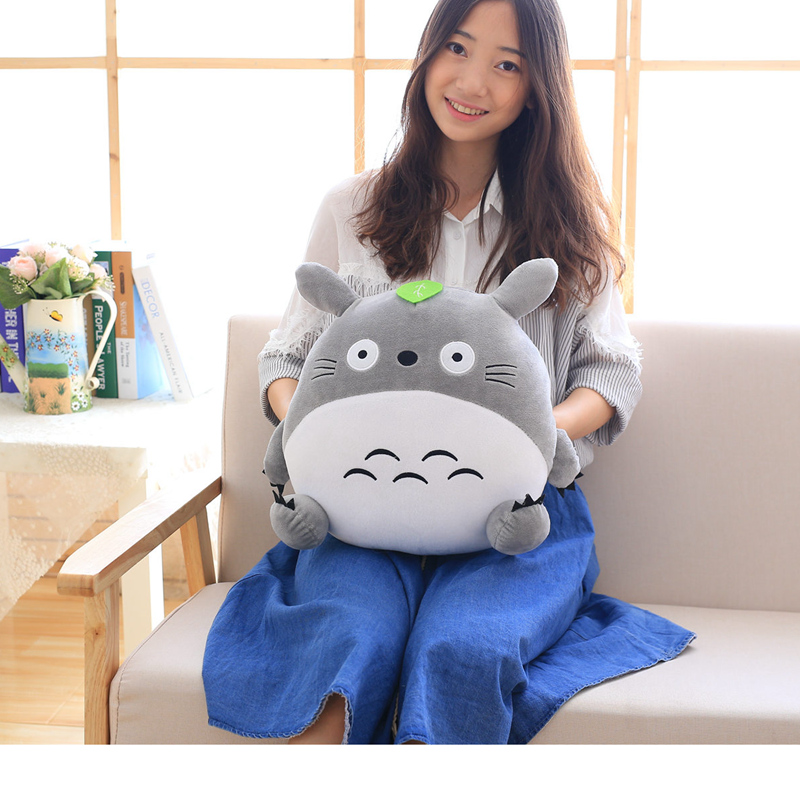 Multifunction Pillow with Blanket Totoro