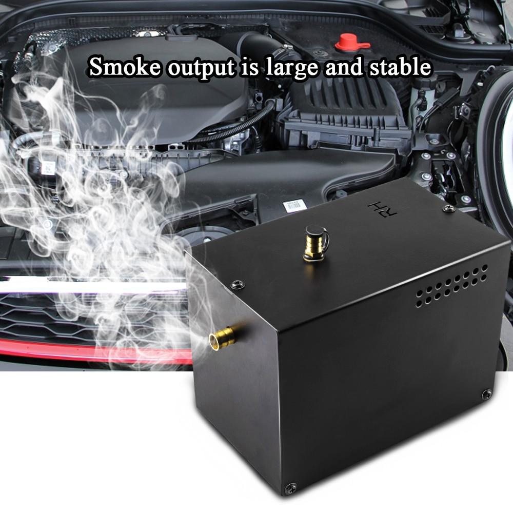 Smoke Tester For Car Truck Pipe Systems Leak Detector Diagnostic Tool Smoke Generator Vacuum Leak Detection Machine