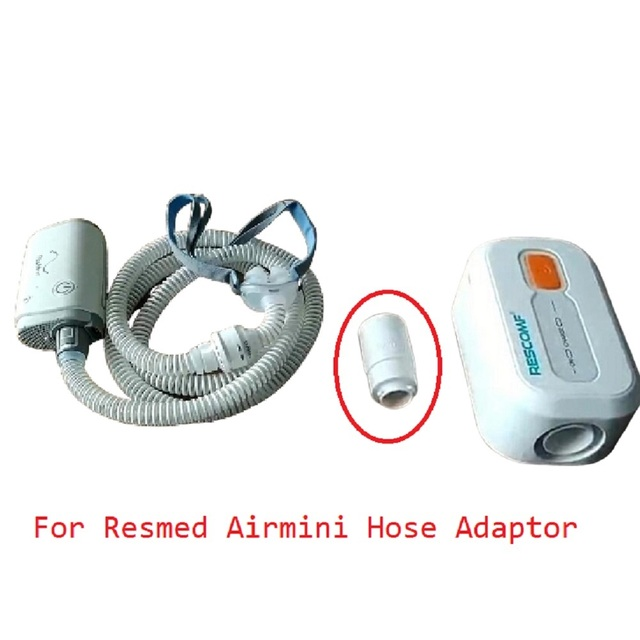 Resmed Air Mini Connector Resmed Hose Connector CPAP Hose Connector 2
