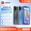 """[In Stock] UMIDIGI A11 Global Version Android 11 Smartphone Helio G25 64GB 128GB 6.53"""" HD+ 16MP Triple Camera 5150mAh Cellphone"""