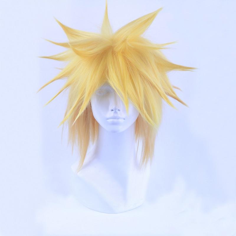 Naruto Costume Wig