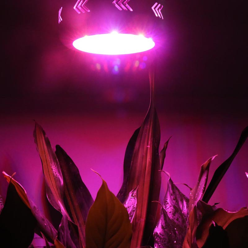 UFO Plant Light High power Dual Chip LED Plant Growth Lamp 360W AC85 265V For Plants Flowers Seedling Cultivation in LED Grow Lights from Lights Lighting