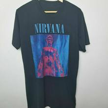 Camiseta para a banda de turismo do nirvana dos anos 90 kurt cobain jerry lorenzo travis scott!(China)