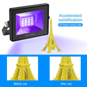 Led-Resin Curing-Lamp 3d-Printer 405nm for SLA DLP Floodlight/spotlight Output-Effect