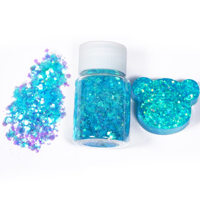 Shiny Mixed Glitter Sequins DIY Crystal Epoxy Resin Mold Fillings Jewelry Making