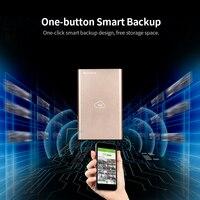 Unidad NAS carcasa acceso remoto 2,5 pulgadas HDD/SSD NasCloud H2 velocidad USB3.0 Puerto Servidor Nas de almacenamiento Nas Hdd de copia de seguridad