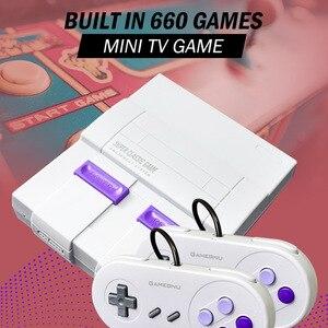 Built-in 660 GAMES Retro Super