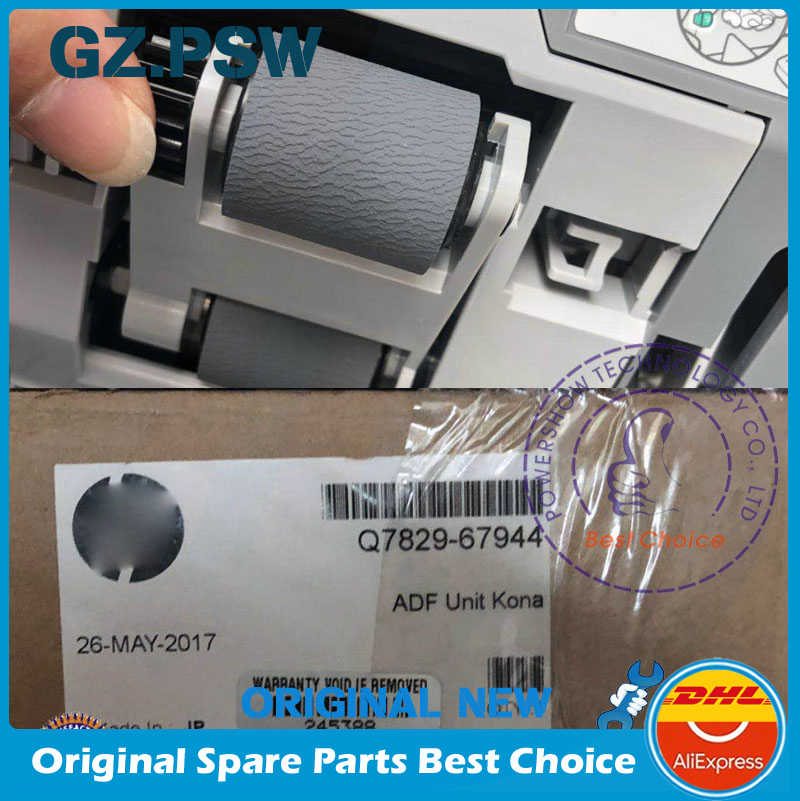 الأصلي الجديد ADF الجمعية Q7829-67901 Q7829-67944 لسلسلة HP ليزر جيت M5035 M5035X M5035XS M5025 M5039xs