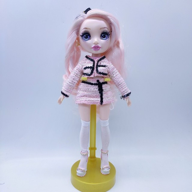 New Slem poopsie Big Sister Limited Edition Surprise Rainbow High School Fashion Hair Doll bella doll  Series 11 Inch Puppets 4