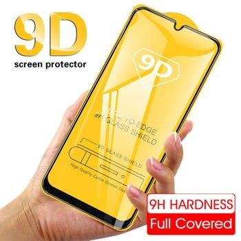 Перейти на Алиэкспресс и купить Закаленное стекло для ZTE BLADE V10 VITA 0,3 мм 3D 9H полное покрытие Премиум Защитная пленка полное покрытие защитная пленка V 10
