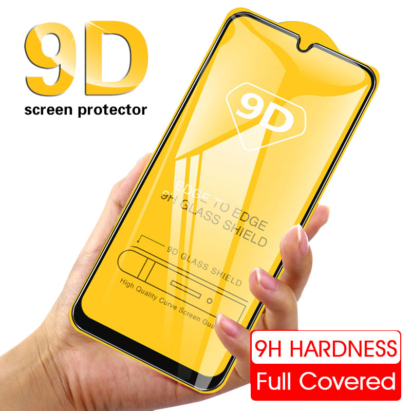 Tempered Glass For ZTE BLADE V10 VITA 0.3mm 3D 9H Full Cover Premium Screen Protector Film Full Coverage Protective Film