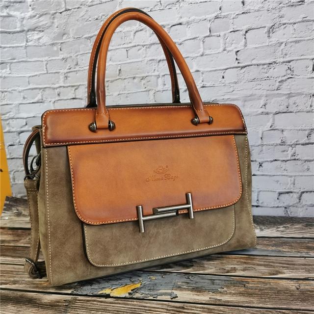 Classic Women's Leather Luxury Bag  1