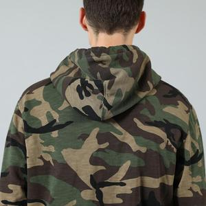 Image 3 - SIMWOOD 2020 spring winter hooded Camouflage hoodies men fashion sweatshirts jogger track clothes plus size streetwear SI980675