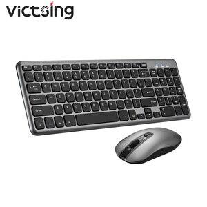 VicTsing PC209 Wireless Keyboa