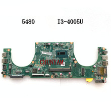 Mainboard Dell 5480 Vostro for Laptop I3-4005u/Cn-0k4j00/K4j00/..