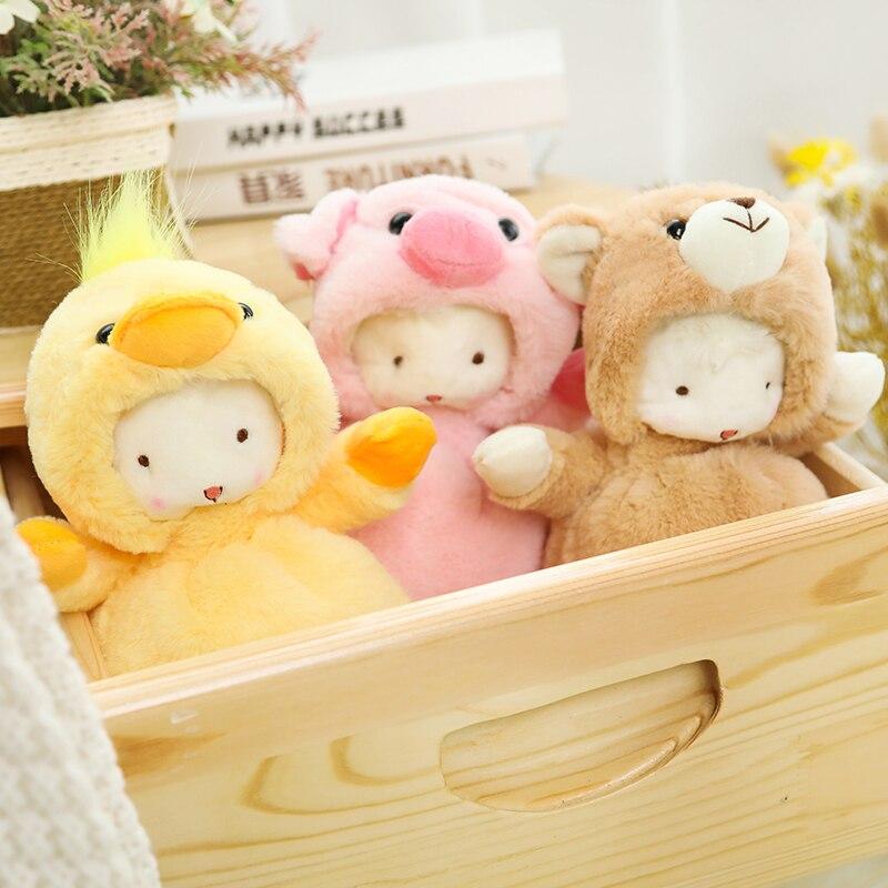 Pom Pom Purin Plush Toy travel Soft Stuffed Animals Dolls Pendant figure doll