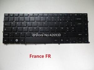 Image 3 - Keyboard For Samsung NP900X4B NP900X4C NP900X4D United Kingdom UK  France FR Spain SP Italy IT Germany GR Brazil BR Backlit