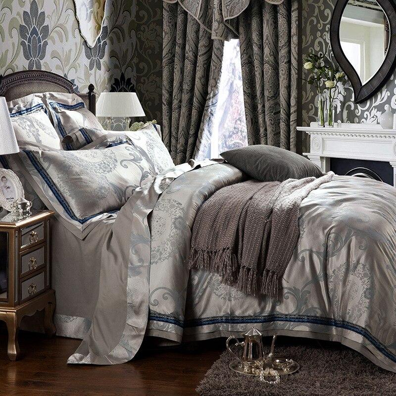 Di Natale 4 Pcs Cotone Beding Set di Quattro Federe Copripiumino Personalizzabile 1.5 M/1.8 M/2.0 M flanella Materassi Biancheria da Letto - 3