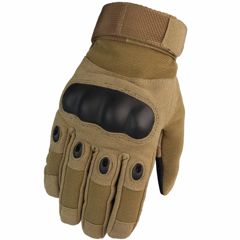 New Tactical Gloves Antiskid Outdoor Riding Fitness Protection Fighting Gloves