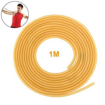 Λαστιχένιος Σωλήνας 1 mέτρο Εξαιρετικά Ισχυρός 1.7×4.5mm Για Κυνήγι Ή Σκοποβολή