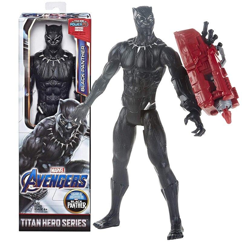 Avengers Marvel Endgame Titan Hero Series Black Panther 12