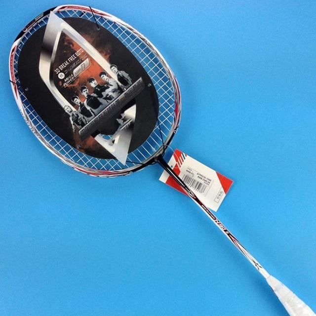 Badminton Rackets carbon Racquet Sports N90-3 VT ZF