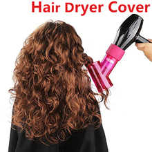 6 Color Universal Hair Curl Diffuser Cover with glue stick Diffuser Disk Hairdry