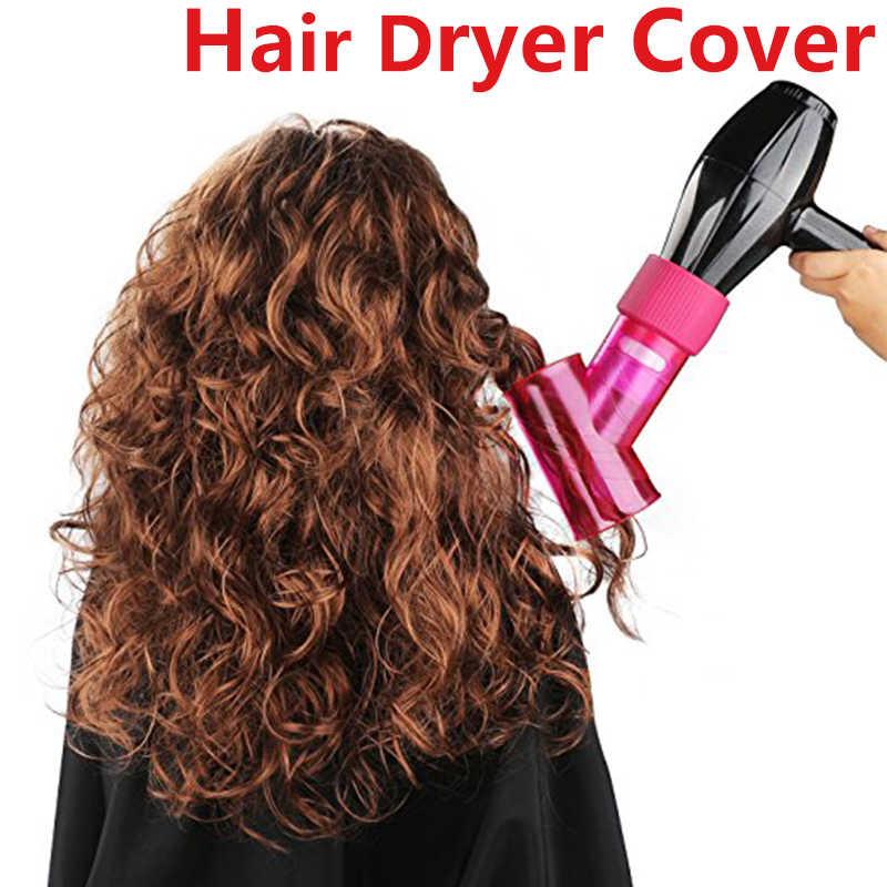 6 สี Universal Hair Curl Diffuser พร้อมกาว Stick Diffuser ดิสก์เครื่องเป่าผม CURLY แห้งเครื่องเป่าผม Curler จัดแต่งทรงผมเครื่องมือ