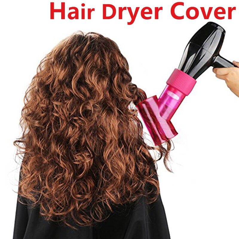 6 Farbe Universal Haar Curl Diffusor Abdeckung Mit Kleber Stick Diffusor Disk Haartrockner Lockige Trocknen Gebläse Haar Curler Styling Werkzeug