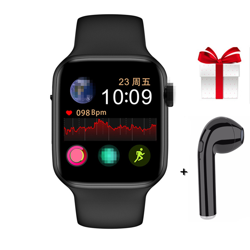 IWO Lite Smartwatch Men Women Fashion Smart Watch ECG Heart Rate Monitor Support Answer Call SMS Reminder for IOS Android