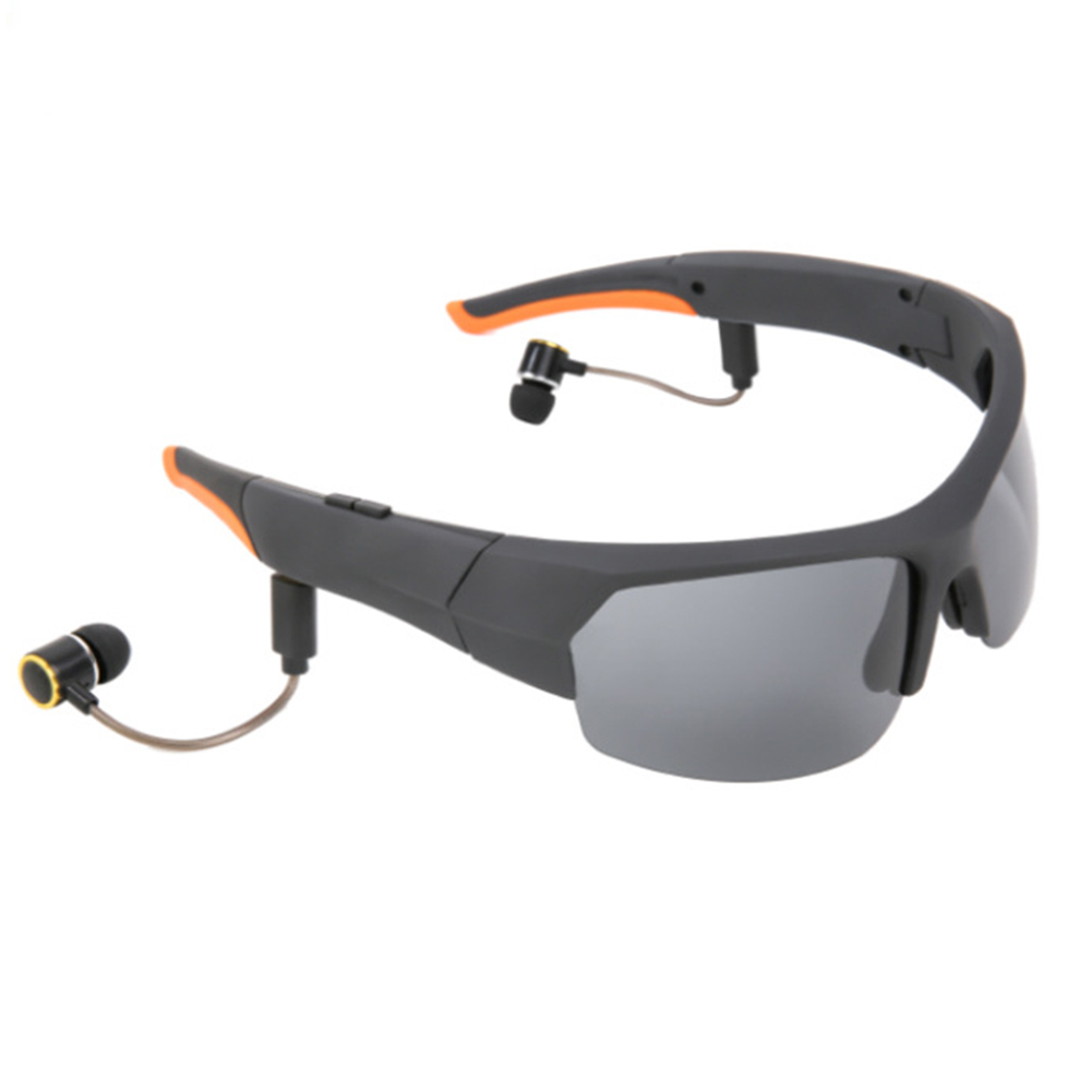 Earbuds Wireless Earphones Intelligent Calling Bilateral Stereo Fashion Outdoor Sports Glasses Bluetooth Sunglasses