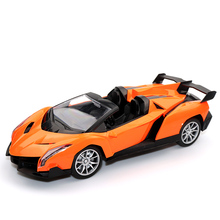 1:16 Childrens RC Car Toy Rc Drift Model High Speed Remote Control Racing Orange C12