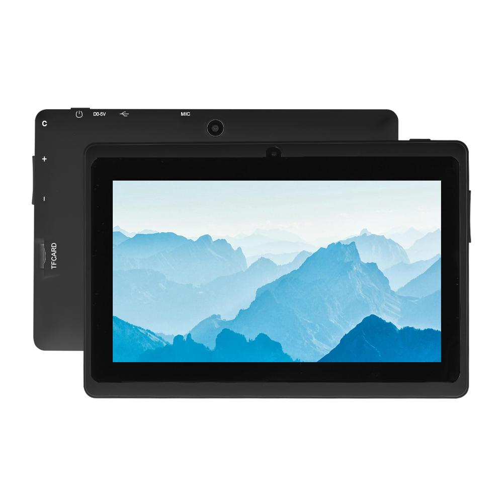 Q8 Mali-400 MP2 Tablets 7inch Quad-core 1.3GHZ Tablet PC 3G Wifi Business Tablet Android Computer Android 4.4 OS