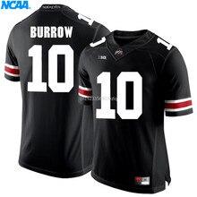 Новое поступление высокое качество Огайо Стейт берроу#10 GANT#19 футболка колледжа Джерси S-XXXL