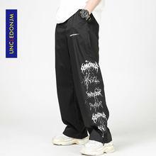 Брюки карго uncledonjm мужские уличная одежда в стиле хип хоп