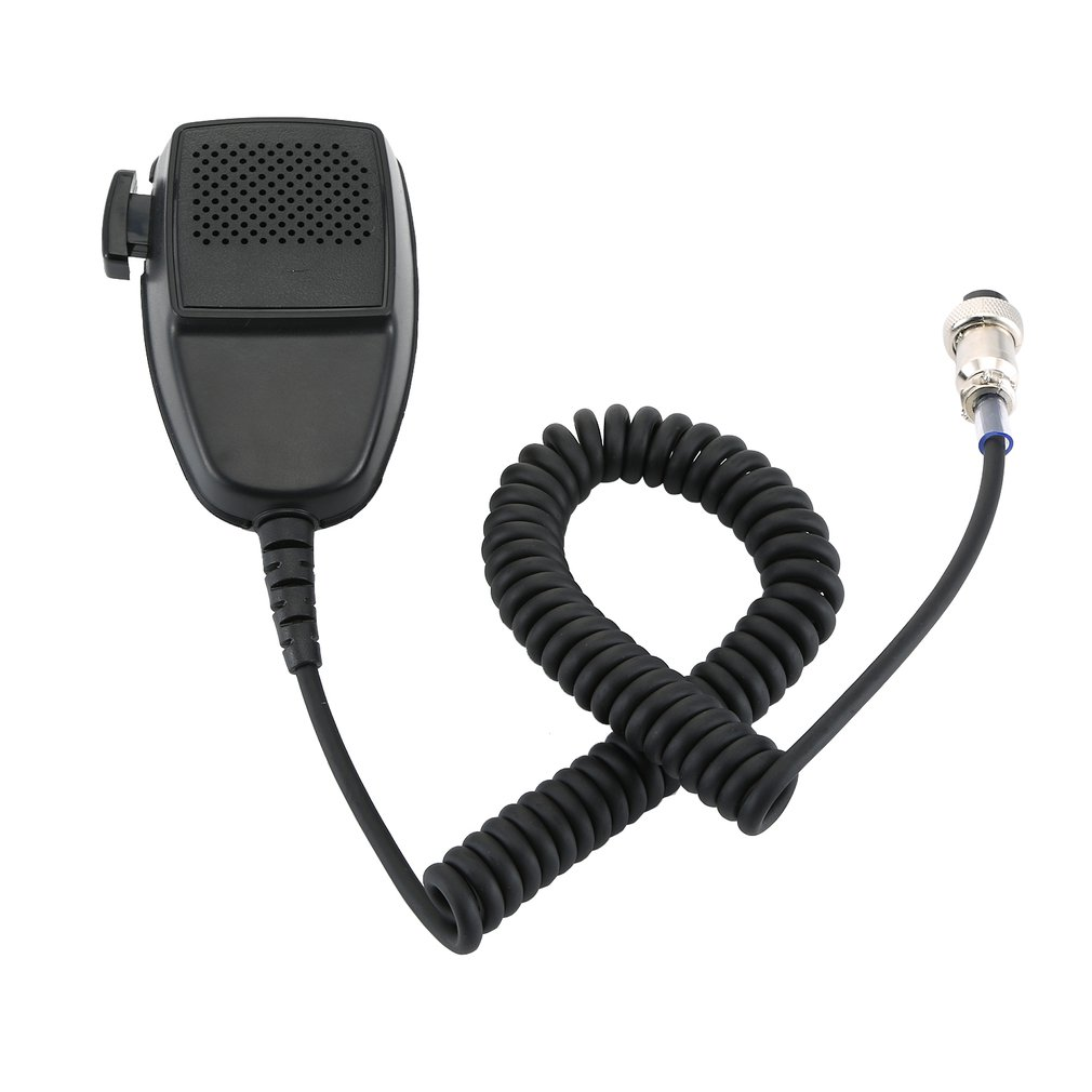 Mini Microphone High-quality Professional Walkie Talkie Replacement Hand CB Microphone 360 Degree Rotatable For COBRA