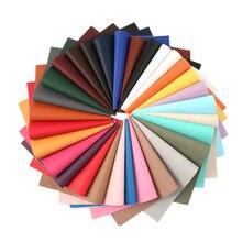 Давид аксессуары 20*34 см простой цвет личи Синтетическая Кожа DIY лук мешок обувь материал искусственная кожа ткань украшения, c8249